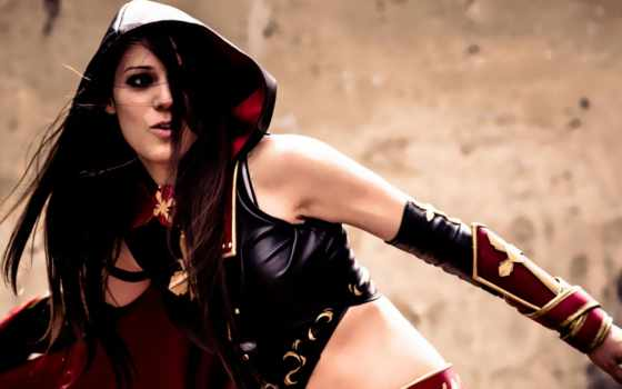 cosplay, magdalena, comics, raider, tomb, лары,
