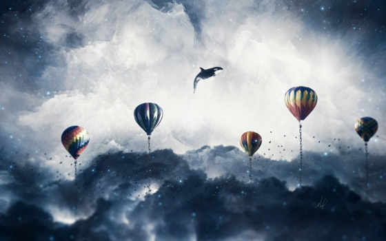 desktop, world, high, dreamy, resolution, views,