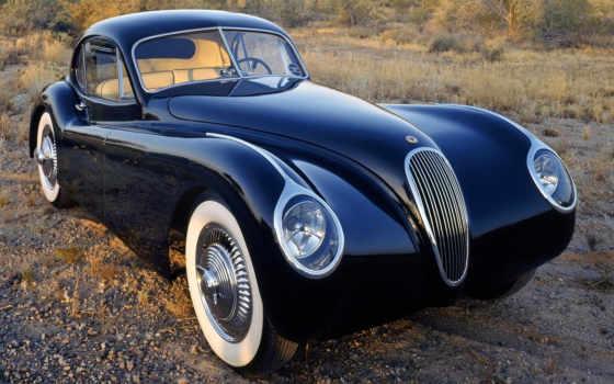 jaguar xk120m классика