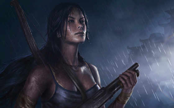 tomb, raider, art, reborn,
