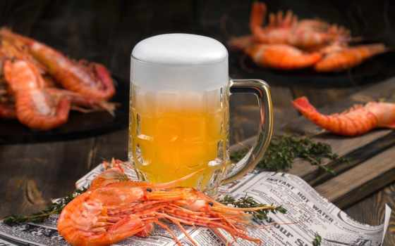 shrimp, пиво, iphone, широкоформатные, фон, desktop,