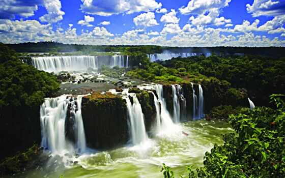 iguassu, brazil, , falls, usd, travel,