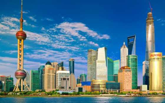 марта, shanghai, city