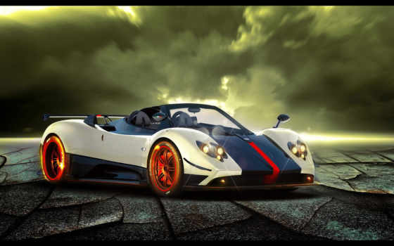 автомобили, everything, мира, дорогие, pagani, zonda, naturally,,