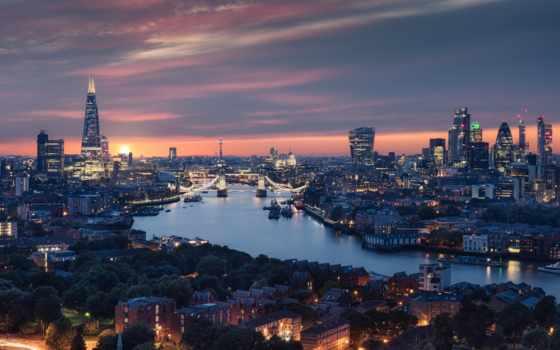 london, iphone, вечер, мост, огни,