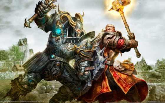 warhammer, игры, online
