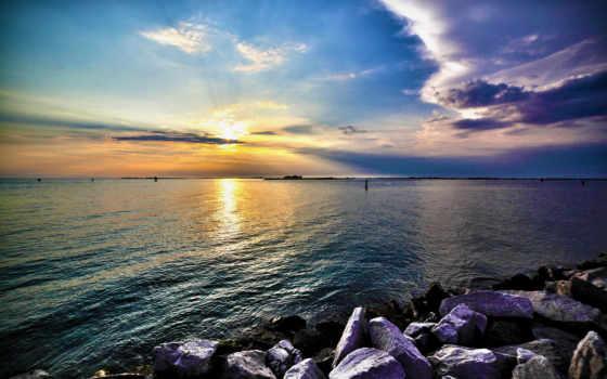 soleil, lever, мер, мар, imágenes, images, meu, esti, сол,