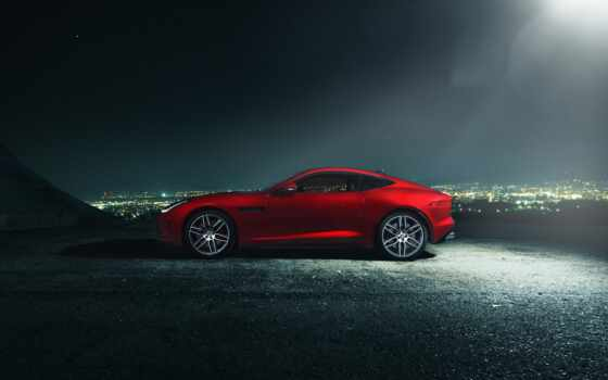 jaguar, car, luxury, top, cars, вид, red,