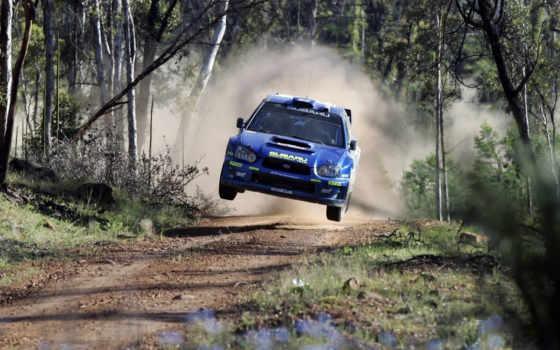 subaru, rally Фон № 26156 разрешение 1920x1080