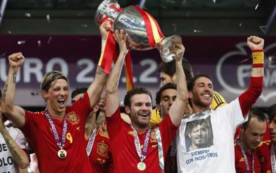 футбол, испания, спорт