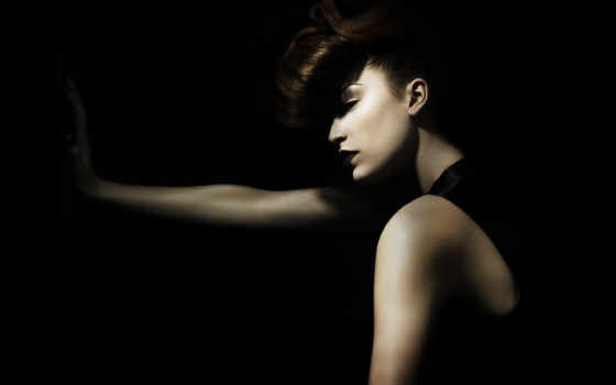 devushki, девушка, широкоэкранные, темноте, широкоформатные,