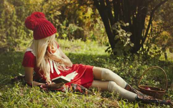 red, pinterest, красная, природа, iphone, apple, шапка, читает, которых,