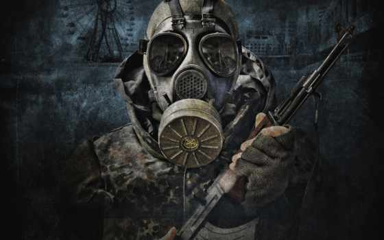pripyat, stalker, колл, припяти, desktop, soldiers,