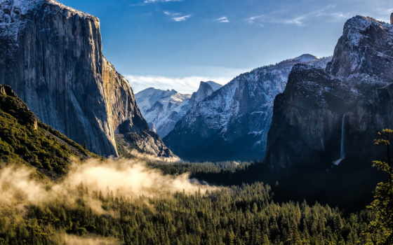 ultra, природа, awesome, park, national, сша, yosemite, красивые,
