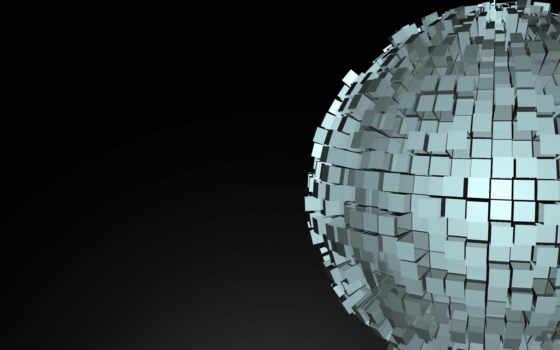 cube, sphere