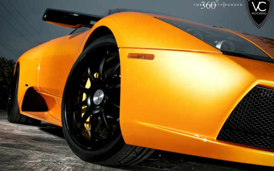 lamborghini, forged