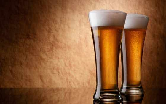пиво, пиво, об, бокал,