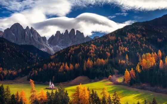 landscape, hill, станция, природа, пасть, гора, небо, рецепт, тема, место