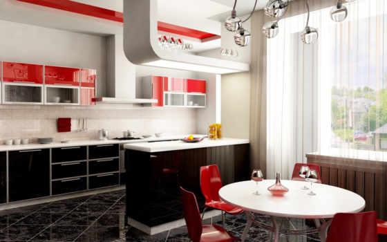 кухни, дизайн