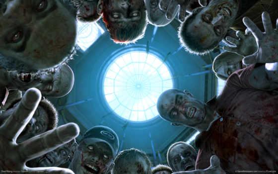 dead, zombie Фон № 11442 разрешение 1920x1200