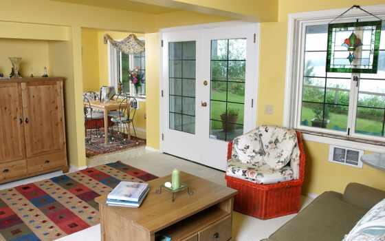 интерьер, вилла, дизайн, дом, стиль, коттедж,