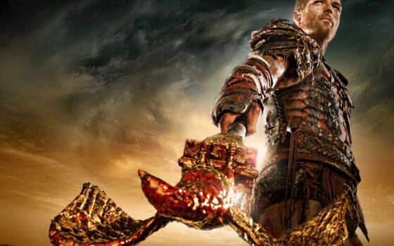 spartacus, war, damned