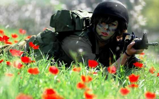 армии, devushki, израиля
