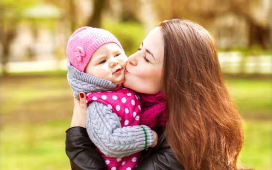 мама, дочь, fast, счастье, love, металл, поцелуй, фоторамки, children,