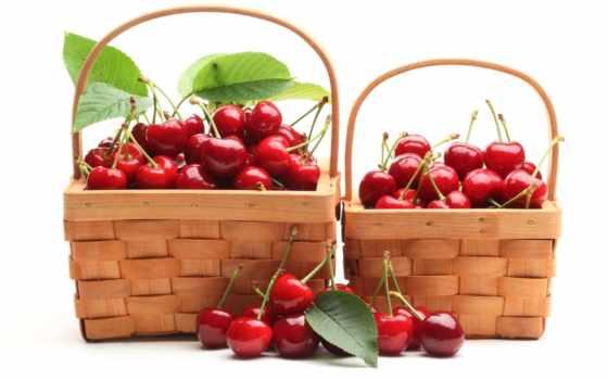 ягоды, черешня