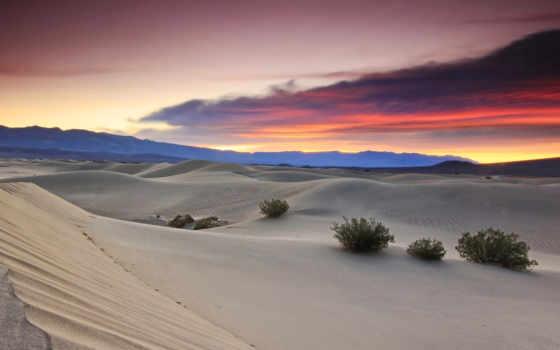 пустыня, того, небо