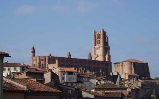взгляд, mcrae, cathedral, basilica, aidan, томсон, albi,