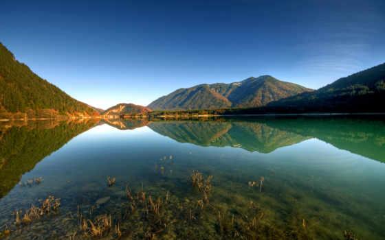 lago, colina, reflejo, flickr, imágenes, photos, www, страница, хочи, fondos, песочница,