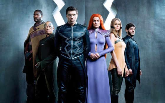 inhumans, marvel, впервые, тв, has, смотреть, серия, фото,