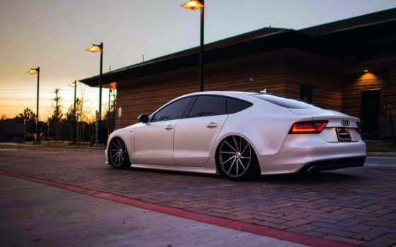 ауди, vossen, wheels, cvt, cars, card, дисками, equipped, car,