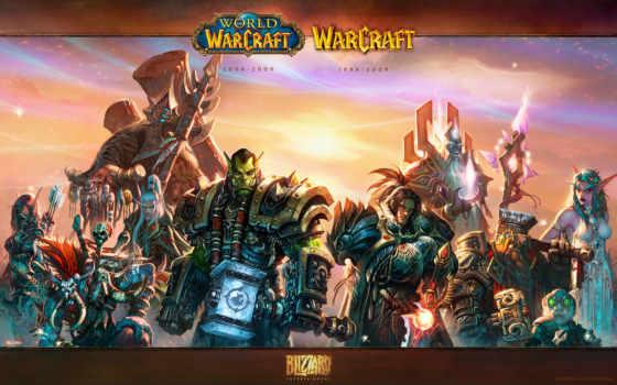 warcraft, world, wow Фон № 44307 разрешение 1920x1200
