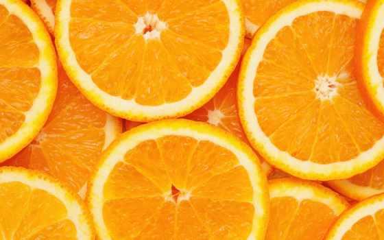 оранжевый, дольки, апельсина, текстуры, фотообои, текстура, колечек, еда, макро,