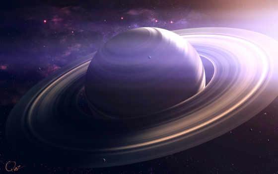 saturn, космос