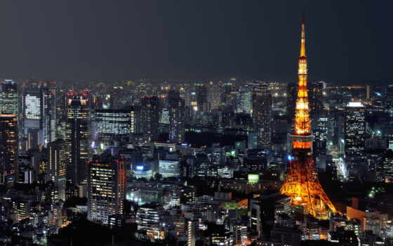 tokyo, япония, тест