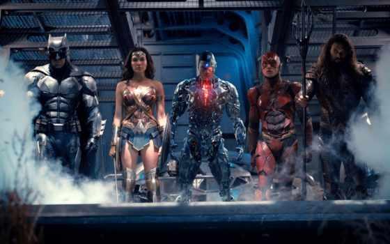 justice, league, справедливости, cyborg, aquaman, release, часть, batman,