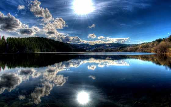природа, небо, позитивные, осень, открыть, природы, youtube, абстрактная, хорошем,