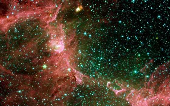 nebula, infrared