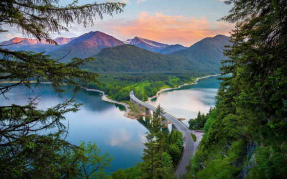 природа, горы, italy