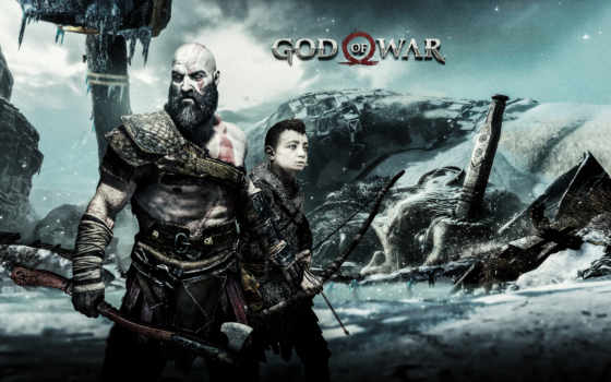war, god, kratos, games, atreus,
