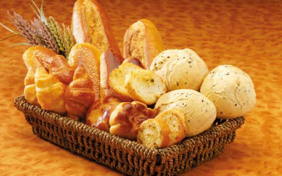 хлеб, угли, работать, блюдо