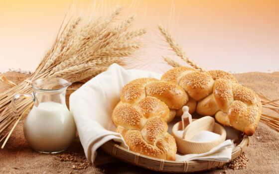 milk, колосок, хлеб, пшеница, кувшин, серьги, мед