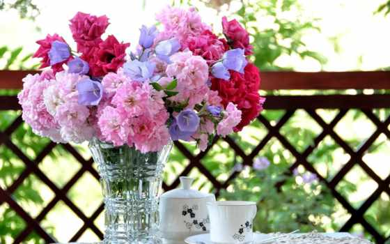 утро, доброе, дневник, luiza, virtual, flowers, утром, хороший, сердца, июня,
