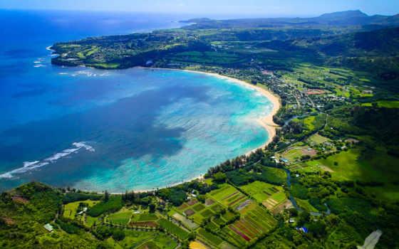 hawaii, остров, острова