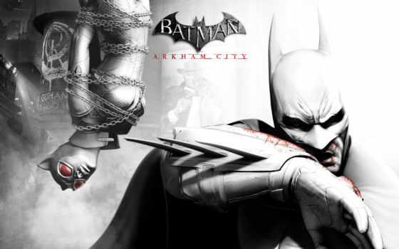 arkham, batman, женщина