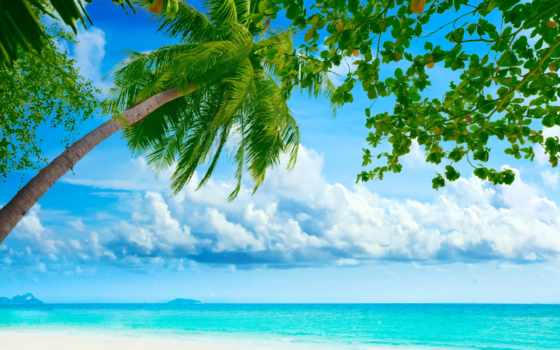 ocean, рай, угол