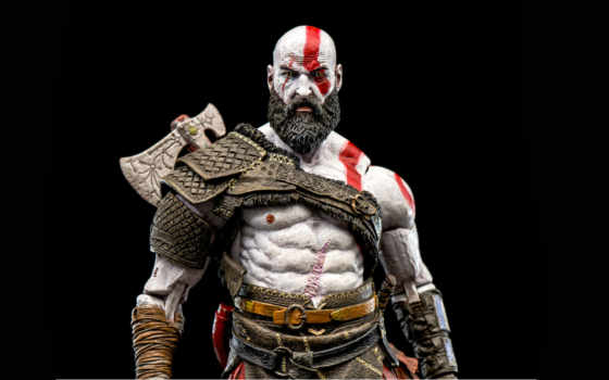 war, god, kratos, games, neca,